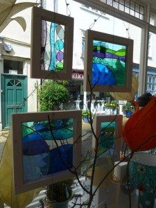 Baxters Gallery Window
